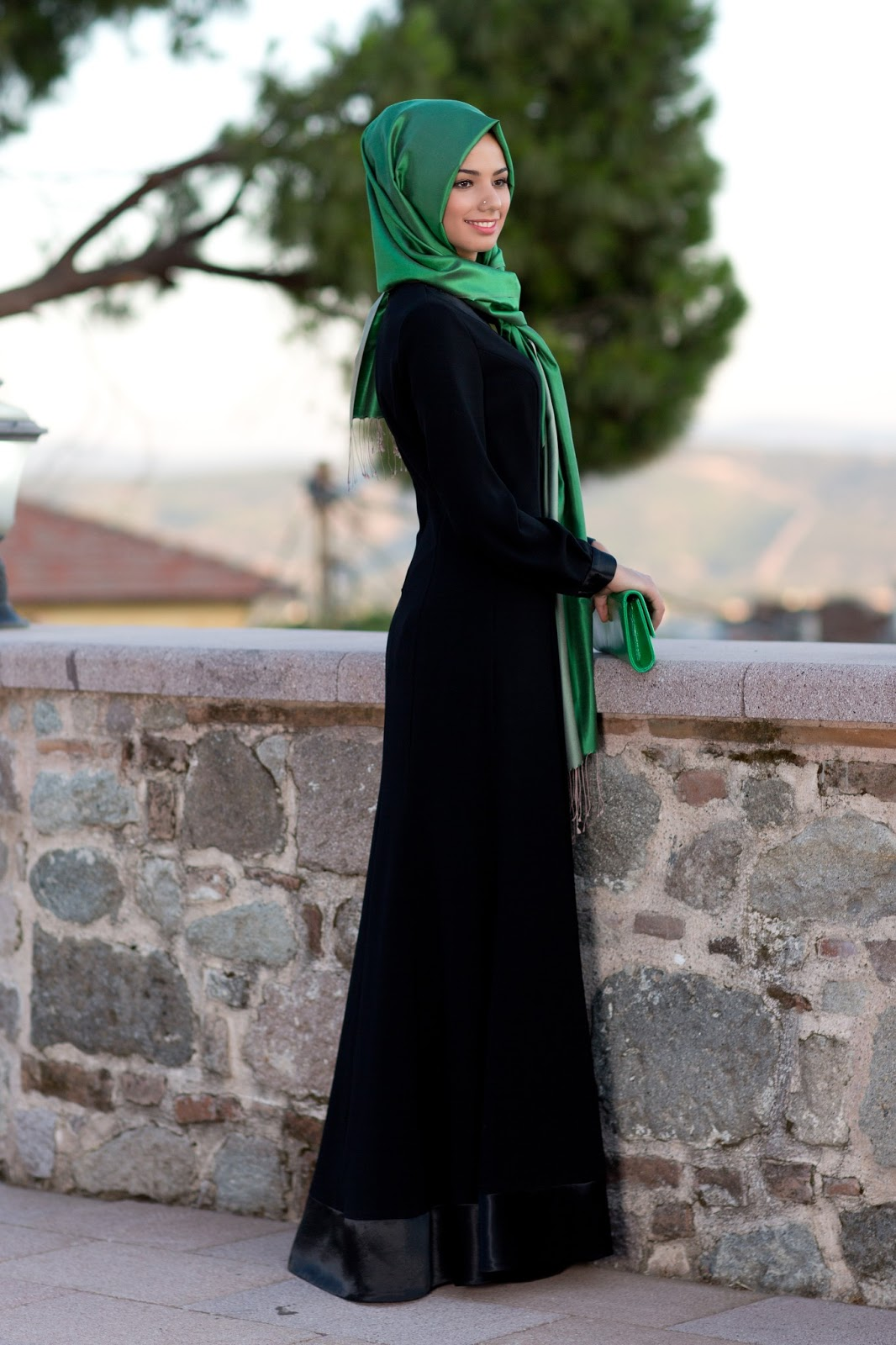 Maxi Dresses Hijab A Must Have In